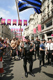 2013, London-Stolz Lizenzfreies Stockfoto