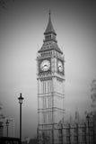 london stora ben och historisk gammal konstruktion England åldrades cit Arkivbild