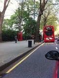 London-Straße Lizenzfreies Stockfoto