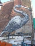 London-Straße Art In East London Lizenzfreie Stockfotografie