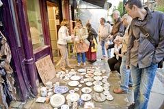 London-Straßeneinkaufen Lizenzfreie Stockfotos