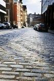 London-Straße Stockbild