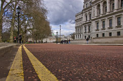 London street Royalty Free Stock Images