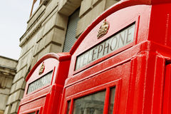 On the London street. Royalty Free Stock Photo