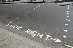 London street Royalty Free Stock Photo