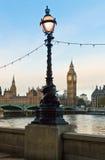 London Street Lamp Royalty Free Stock Image