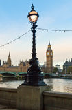 London street lamp Royalty Free Stock Image