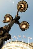 London street lamp Stock Image
