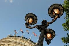 London street lamp Royalty Free Stock Photos