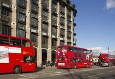 On the London street. Royalty Free Stock Photos