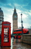 London street Royalty Free Stock Photography