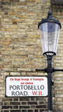 London Street Sign, Portobello Road Royalty Free Stock Images