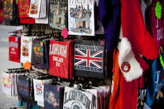 London Street Stall Stock Photography