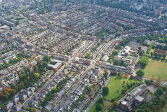 London suburbs Stock Photos