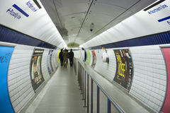 London subway Stock Photo