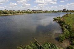London-Sumpfgebiet-Mitte lizenzfreies stockbild