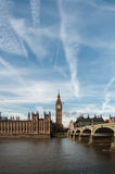 London in a sunny autumn day Royalty Free Stock Photo