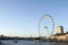 London in sunny day Royalty Free Stock Photos