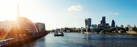 London sunshine Royalty Free Stock Images