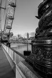 London symboler Royaltyfria Bilder