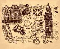 London symbols Stock Image
