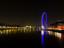 London synar Royaltyfri Bild