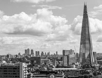 London synvinklar Arkivbild
