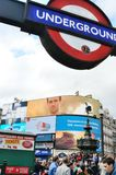 London-Szene. Lizenzfreie Stockfotos