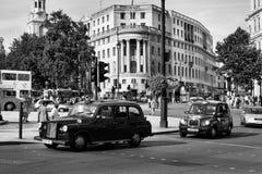London Taxi Stock Photos