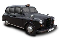 London taxi Arkivbilder