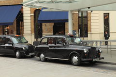The London Taxi Stock Photography