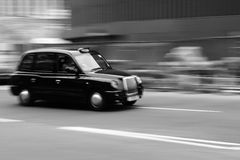 The London Taxi Stock Images