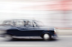 London - Taxicab Royalty Free Stock Photo