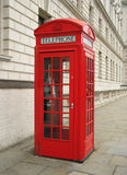 london telefon Royaltyfri Bild