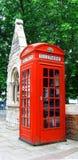 London-Telefon-Stand Stockfotografie