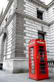 London telephon box Royalty Free Stock Photography