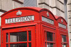 London Telephone Royalty Free Stock Photo