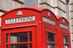 London Telephone Royalty Free Stock Photo