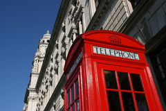 Free London Telephone Royalty Free Stock Photo - 5835275