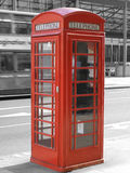 London telephone box Royalty Free Stock Photography
