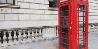 London telephone box Royalty Free Stock Photography