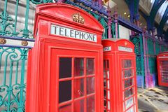 London telephone Stock Image