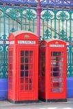 London telephone Royalty Free Stock Photography