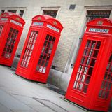 London telephone Stock Photos