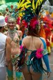 London Thames Festival Night Carnival Stock Photography