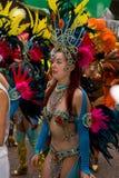 London Thames Festival Night Carnival Royalty Free Stock Photo