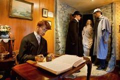 Free London, The Sherlock Holmes Museum Royalty Free Stock Photos - 163883298