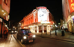 London Theatre, Ambassadors Theatre Royalty Free Stock Photo