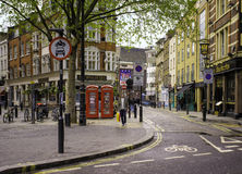 London Theatre District, England Stock Photos