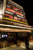 London Theatre, Queen's Theatre Royalty Free Stock Photos